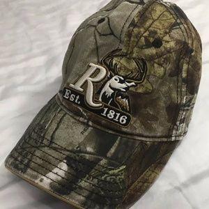 Remmington Mens Camouflage Hat  S/M